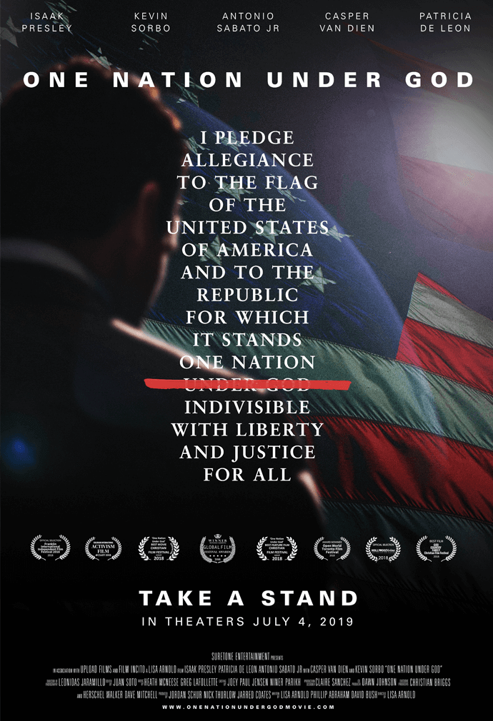 Official One Nation Under God movie poster image
